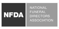 nfda logo b&w